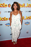 05 August 2017 - Los Angeles, California - Gloria Govan. &quot;Nut Job 2: Nutty by Nature&quot; World Premiere held at Regal Cinema at L.A. Live. <br /> CAP/ADM/FS<br /> &copy;FS/ADM/Capital Pictures
