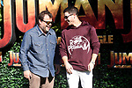 Europe Photo-Calls.<br /> JUMANJI: Welcome to the Jungle.<br /> Jack Black &amp; Nick Jonas.