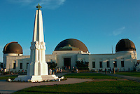 Griffith Park Observatory, Los Angeles, CA. Los Angeles, California.