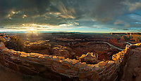 *Dead Horse Point, Canyonlands, Utah