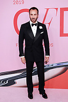 NEW YORK, NY - JUNE 3: Tom Ford at the 2019 CFDA Fashion Awards at the Brooklyn Museum of Art on June 3, 2019 in New York City. <br /> CAP/MPI/DC<br /> ©DC/MPI/Capital Pictures