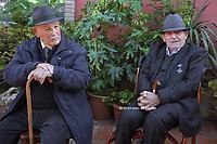 I gemelli Egidio e Paris Cellini compiono cento anni, Roma 19 gennaio 2020