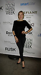 Kelly Rutherford (Generations, Loving, Melrose Place, Gossip Girl) - Runway Shows presented by RUSK during the fall/winter 2014 Nolcha Fashion Week - spotlighting independent designers on February 12, 2014 at Pier 59, New York City, New York.  (Photo by Sue Coflin/Max Photos)