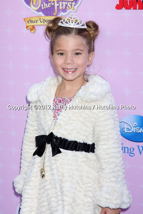 "LOS ANGELES - NOV 10:  Rachel Eggleston arrives at the ""Sofia The First: Once Upon a Princess"" Premiere And Story Book Launch at Walt Disney Studios on November 10, 2012 in Burbank, CA"