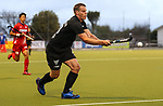 Steve Edwards. International Hockey, Blacksticks Men v Japan, TET Multisport Centre, Stratford, New Zealand. Thursday 10 October 2019. Photo: Simon Watts/www.bwmedia.co.nz/HockeyNZ