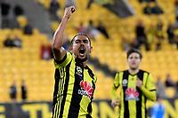 20190330 A League - Wellington Phoenix v Newcastle Jets