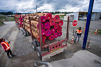 Site operations at C3 in Masterton, New Zealand on Monday, 19 November 2018. Photo: Dave Lintott / lintottphoto.co.nz