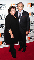 NEW YORK, NY - October 5 : Susan Lacy, Steven Spielberg attends 55th New York Film Festival screening of 'Spielberg' at Alice Tully Hall on October 5, 2017 in New York City. <br /> CAP/MPI/JP<br /> &copy;JP/MPI/Capital Pictures