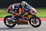 austin. tejas. USA. motociclismo<br /> GP in the circuit of the americas during the championship 2014<br /> 12-04-14<br /> En la imagen :<br /> free practices moto 3<br /> jack miller<br /> photocall3000 / rme