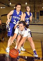 Girls Freshman Basketball vs Tipton 11-18-09