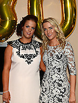 Claire Carberry celebrating her 30th birthday in Brú with sister Tracy. Photo:Colin Bell/pressphotos.ie