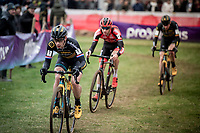 Lars van der Haar (NED/Telenet Baloise Lions) <br /> <br /> Elite + U23 Men's Race<br /> CX GP Leuven (BEL) 2020<br />  <br /> ©kramon
