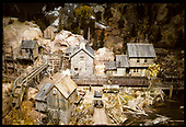 Dorman's RGS model layout - Old Maude Mine.<br /> RGS  Dolores, CO