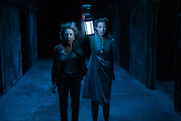 Insidious: The Last Key (2018) <br /> Lin Shaye and Tessa Ferrer<br /> *Filmstill - Editorial Use Only*<br /> CAP/MFS<br /> Image supplied by Capital Pictures