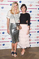 "Camille Van Wambeke and sister, Lyne Renee<br /> at the premiere of ""The Hippopotamus"" at the Mayfair Hotel, London. <br /> <br /> <br /> ©Ash Knotek  D3269  31/05/2017"