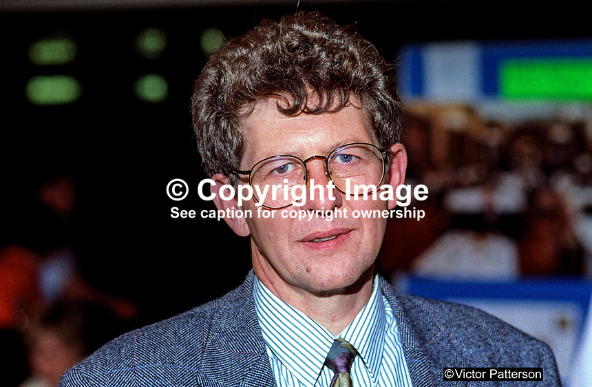 Don Foster, MP, Liberal Democrat, politician, UK, 19921077DF<br />
