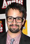 Lin-Manuel Miranda  attending the Broadway Opening Night Performance of 'Annie' at the Palace Theatre in New York City on 11/08/2012