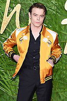 Charlie Heaton<br /> arriving for The Fashion Awards 2017 at the Royal Albert Hall, London<br /> <br /> <br /> &copy;Ash Knotek  D3356  04/12/2017