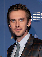 NEW YORK, NY - NOVEMBER 12: Actor Dan Stevens attends 'The Man Who Invented Christmas' New York Screening at Florence Gould Hall on November 12, 2017 in New York City. <br /> CAP/MPI/JP<br /> &copy;JP/MPI/Capital Pictures