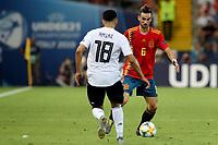 Fabian Ruiz of Spain  in action<br /> Udine 30-06-2019 Stadio Friuli <br /> Football UEFA Under 21 Championship Italy 2019<br /> final<br /> Spain - Germany<br /> Photo Cesare Purini / Insidefoto