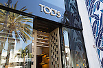 Tod's, Rodeo Drive, Beverly Hills, CA