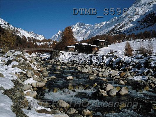 Gerhard, CHRISTMAS LANDSCAPE, photos(DTMBS596-23,#XL#) Landschaften, Weihnachten, paisajes, Navidad