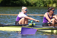 Race: 7  Event: Championship 4-<br /> Crew: 132  Club: Univ of London<br /> <br /> Henley Women's Regatta 2018<br /> Friday<br /> <br /> To purchase this photo, or to see pricing information for Prints and Downloads, click the blue 'Add to Cart' button at the top-right of the page.