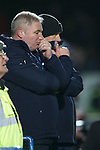 Ally McCoist devastated as Queens score their second goal