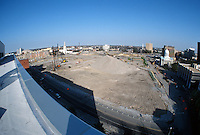 1997 March 07..Redevelopment..Macarthur Center.Downtown North (R-8)..LOOKING EAST.SUPERWIDE...NEG#.NRHA#..