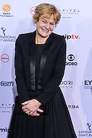 NEW YORK, NY 21.11.2016 - EMMY-2016 - Piv Bernth durante tapete vermelho do Emmy Internacional 2016 prêmio dos melhores atores e novelas da TV, em Nova York, nos Estados Unidos na noite desta segunda-feira, 21. (Foto: Vanessa Carvalho/Brazil Photo Press)