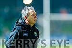 Kerry Manager Peter Keane during the Allianz Football League Division 1 Round 2 match between Kerry and Galway at Austin Stack Park in Tralee, Kerry.