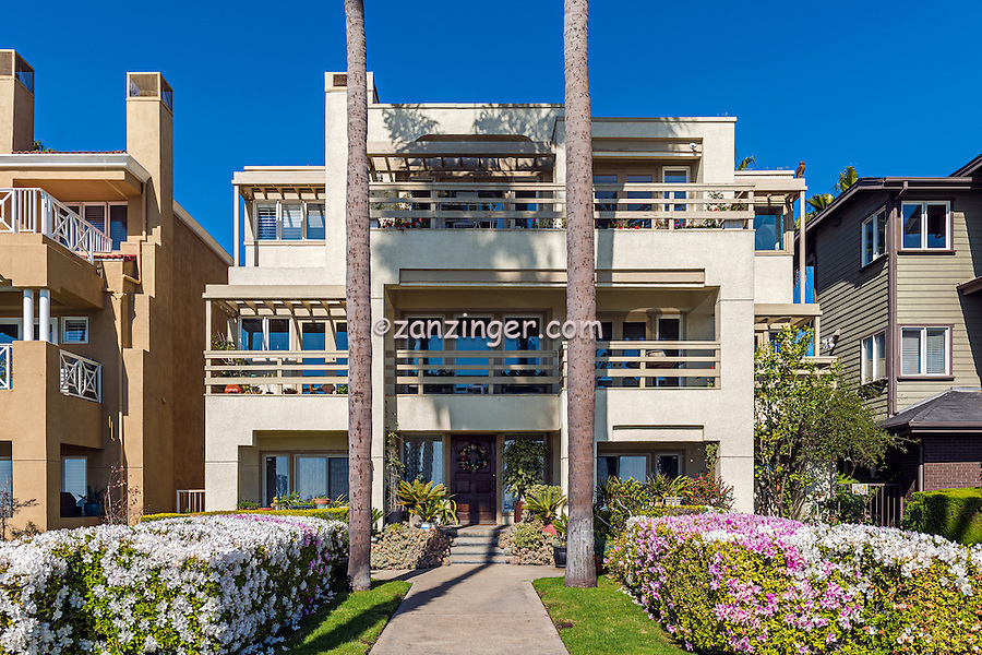 Long Beach, Ca, Heritage House, District, Historical Neighborhood, Homes, Architecture