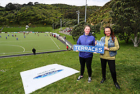 Ford Terraces competition winners.  National Hockey League Finals Day action, National Hockey Stadium, Wellington, New Zealand. Sunday 23 September 2018. Photo: Simon Watts/www.bwmedia.co.nz/Hockey NZ