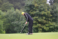 Liam Grehan (Mullingar) on the 2nd during round 1 of The Mullingar Scratch Cup in Mullingar Golf Club on Sunday 3rd August 2014.<br /> Picture:  Thos Caffrey / www.golffile.ie