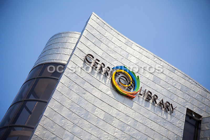 Cerritos Millennium Library