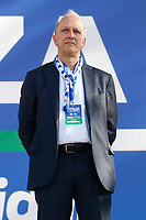 Marco Bussetti minister of Instruction and University<br /> Rome December 8th 2018. Rally of Lega Nord Party 'Italians first' in Piazza del Popolo.<br /> Foto Insidefoto