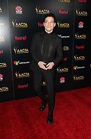 4 January 2019 - West Hollywood, California - Rami Malek. the 8th AACTA International Awards held at Skybar at Mondrian. Photo Credit: Faye Sadou/AdMedia