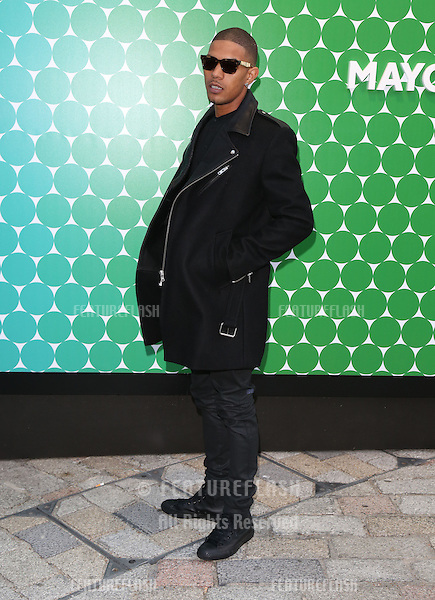Fazer at the Felder Felder catwalk show as part of London Fashion Week SS13, Somerset House, London.14/09/2012 Picture by: Henry Harris / Featureflash