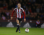 Matt Done of Sheffield Utd during the League One match at Bramall Lane Stadium, Sheffield. Picture date: September 27th, 2016. Pic Simon Bellis/Sportimage