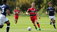 Lewis O'Brien of Huddersfield Town in action during Millwall Under-23 vs Huddersfield Town Under-23, Professional Development League Football at Millwall Training Ground on 14th August 2017