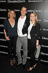 BEVERLY HILLS, CA. - November 02: Angelique Soave, Cameron Silver and Jennifer Morrison arrive at the Decades Of Denim Launch Party at a private residence on November 2, 2010 in Beverly Hills, California.