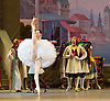 Le Corsaire <br /> by Alexei Ratmansky of Petipa <br /> Bolshoi Ballet <br /> at The Royal Opera House, Covent House, London, Great Britain <br /> 11th August 2016 <br /> Rehearsal<br /> <br /> <br /> <br /> <br /> <br /> Yulia Stepanova as Medora<br /> <br /> <br /> <br /> Photograph by Elliott Franks <br /> Image licensed to Elliott Franks Photography Services