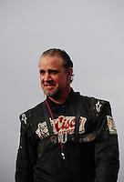 Mar. 20, 2011; Chandler, AZ, USA;  LOORRS pro two driver Jesse James during round two at Firebird International Raceway. Mandatory Credit: Mark J. Rebilas-