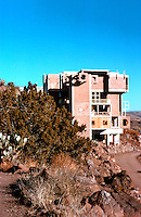 Paolo Soleri: ARCOSANTI. Photo '76.