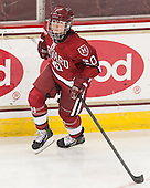 Michelle Picard (Harvard - 20) - The Boston College Eagles defeated the visiting Harvard University Crimson 3-1 in their NCAA quarterfinal matchup on Saturday, March 16, 2013, at Kelley Rink in Conte Forum in Chestnut Hill, Massachusetts.