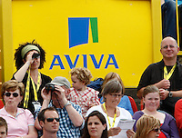 Photo: Richard Lane/Richard Lane Photography..Aviva British Grand Prix. 31/08/2009. Athletics crowd.