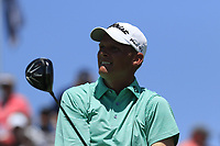 Scott Harvey (USA) tees off the 1st tee to start his match during Friday's Round 2 of the 117th U.S. Open Championship 2017 held at Erin Hills, Erin, Wisconsin, USA. 16th June 2017.<br /> Picture: Eoin Clarke | Golffile<br /> <br /> <br /> All photos usage must carry mandatory copyright credit (&copy; Golffile | Eoin Clarke)