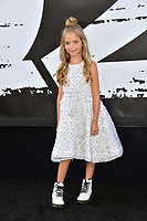 Rhys Olivia Cote at the premiere for &quot;The Equalizer 2&quot; at the TCL Chinese Theatre, Los Angeles, USA 17 July 2018<br /> Picture: Paul Smith/Featureflash/SilverHub 0208 004 5359 sales@silverhubmedia.com