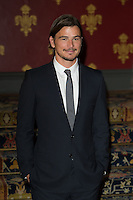 Josh Hartnett arriving for the photocall for Penny Dreadful, Renaissance Hotel, St Pancras, London. 12/05/2014 Picture by: Dave Norton / Featureflash