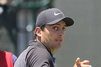 Francesco Molinari (ITA) on the 10th tee during Saturday's Round 3 of the 118th U.S. Open Championship 2018, held at Shinnecock Hills Club, Southampton, New Jersey, USA. 16th June 2018.<br /> Picture: Eoin Clarke | Golffile<br /> <br /> <br /> All photos usage must carry mandatory copyright credit (&copy; Golffile | Eoin Clarke)